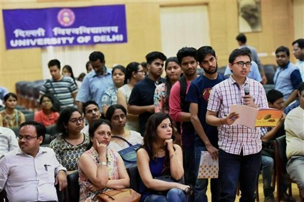 DU ADMISSION 2020: Special Drive and Spot Admission Postponed